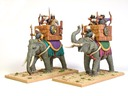 Another view of my Sassanid Elephants