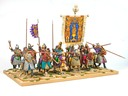 A second unit of Sassanid Savaran Cavalry again