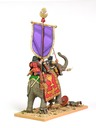 Back view of the Shahanshah's Elephant